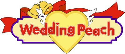Wedding Peach Logo