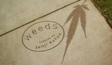 Weeds title card