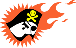 Pirate Jump Symbol