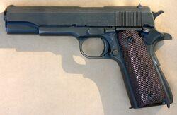 M10A7 Pistole