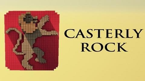 Game of Blocks Game of Thrones - Casterly Rock in Minecraft