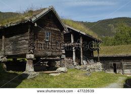 Stock-photo-norway-old-stilt-houses-47722639