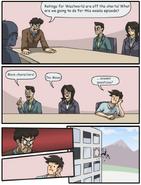 Writer's Room Conversation