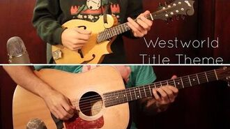 Title Theme - Westworld Acoustic