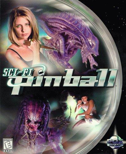 Sci-Fi-Pinball-Pc