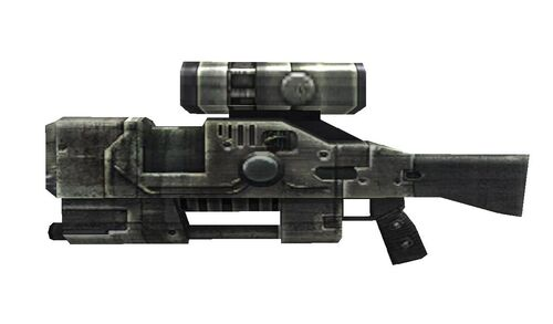 Assault Rifle IPC