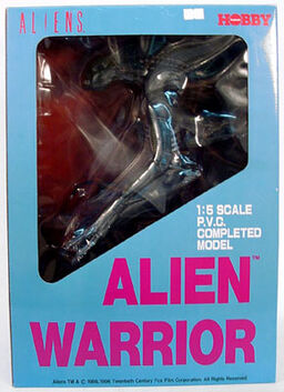Aliens Warrior 18 Tsukada