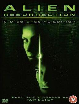 Alien Resurrection-2-disc Special Edition
