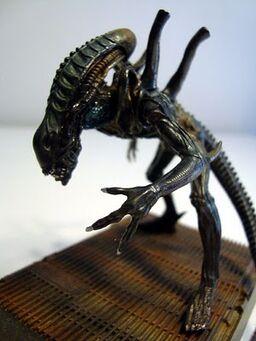 Alien Warrior (Konami)