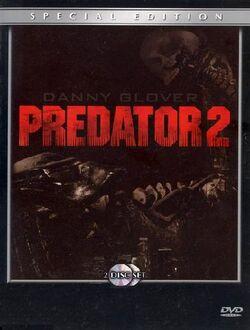 Predator 2 Bodycount (Special Edition) - DVD