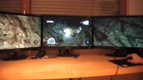 Alien Vs Predator DX 11 - Eyefinity - 5760x1080