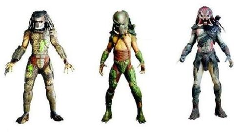 Predators Movie Series 2
