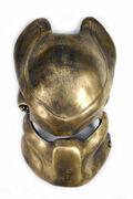 Predator - Bronzed Predator Mask