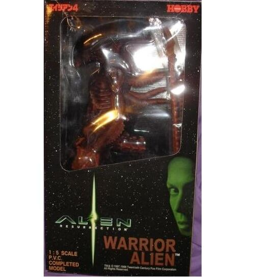 Alien Resurrection warrior Tsukada