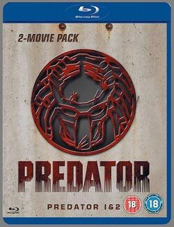 Predator 1&2 Double Pack-Blu-ray