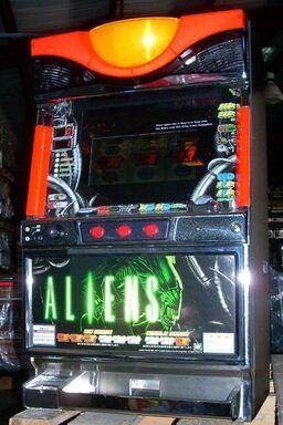 Aliens Skill Stop Slots