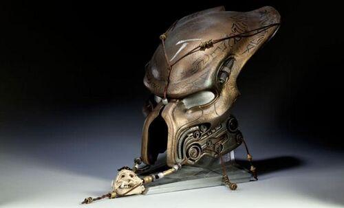 Elder Predator Ceremonial Mask