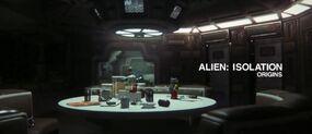 Mess alien isolation