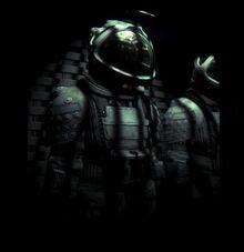 Sevastopol spacesuits