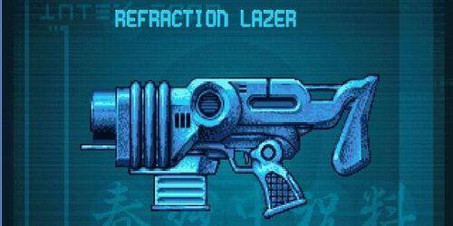 Refractionlaser