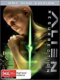 Alien Resurrection - One Disc Edition