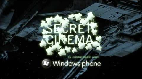 Secret Cinema Presents Alien. October 2009. Somewhere in London