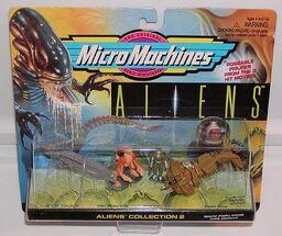 Aliens (Mirco Machines)