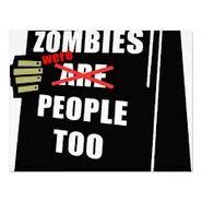 Zombieswere