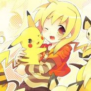 PikachuMakesMeHappy