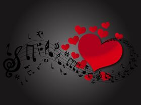 FreeVector-Love-Music