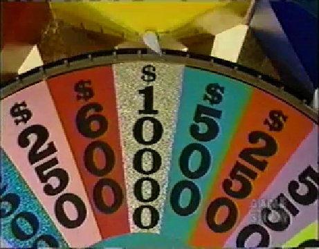wheel of fortune jackpot 1996 dailymotion