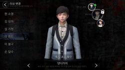 Hui-min's Costume -Dandy guy-