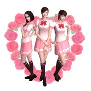 White Day 2015 - Limited Edition Costumes