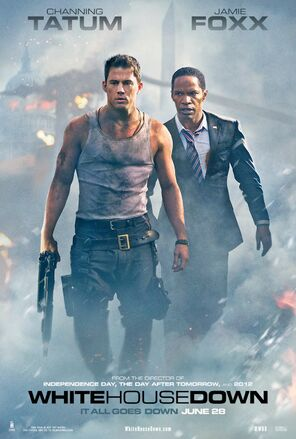 White House Down teaser poster 7