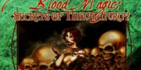 Blood Magic: Secrets of Thaumaturgy