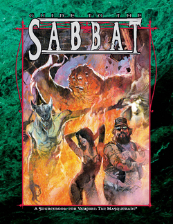 Guide to the Sabbat Cover