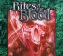 Rites of the Blood