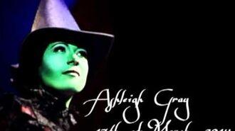 Ashleigh Gray - Defying Gravity (FULL HQ VERSION) - before the UK Tour