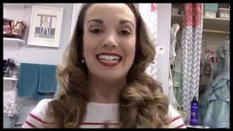 "Think Pink Backstage at ""Wicked"" with Kara Lindsay, Episode 7 Raiding the Fridge-3"