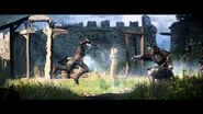 Wiedźmin 3 Dziki Gon - zwiastun E3 2014 - Miecz przeznaczenia - zobacz więcej na cdp