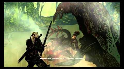 Wiedźmin 2 - Uratowanie Letho