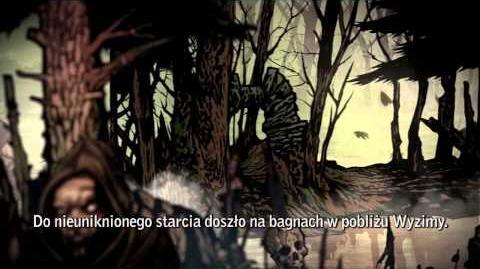 Poznaj fabułę gry Wiedźmin