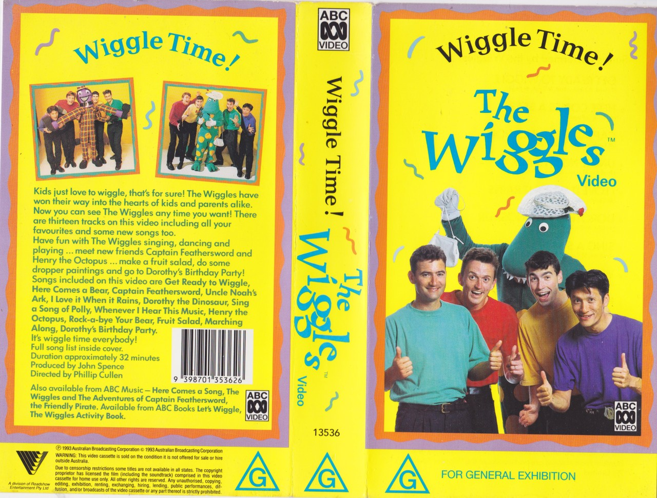 Wiggles Videos Wiggle Time | Wiggle T...