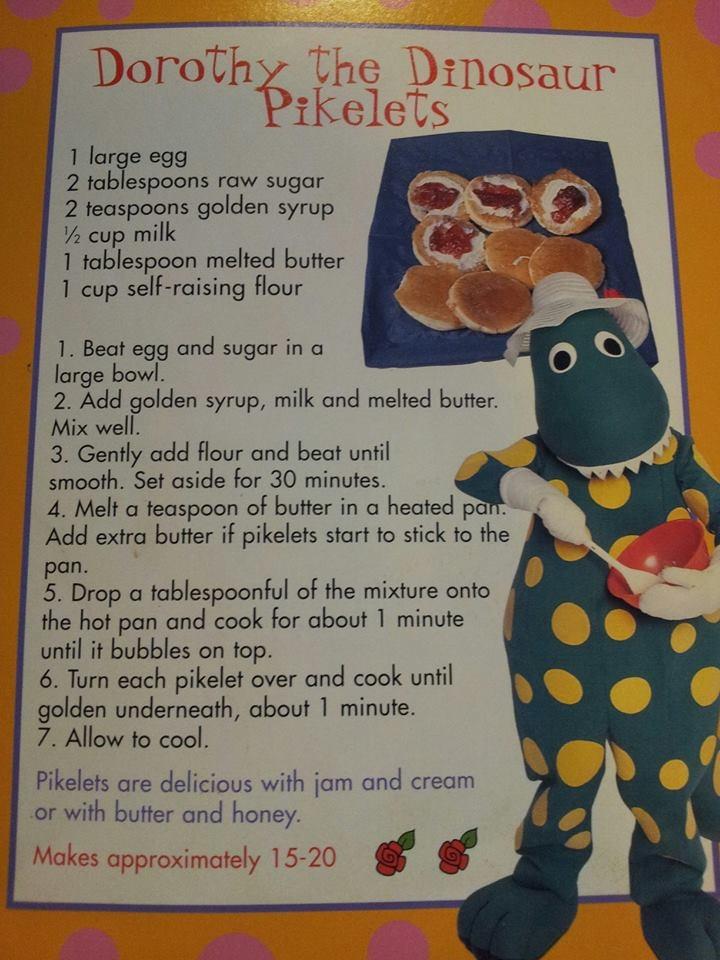 Recipe crunchy munchy honey cakes