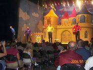 7-24-08 Wiggles Concert 014