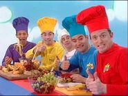 wiggles fruit salad is banana a fruit