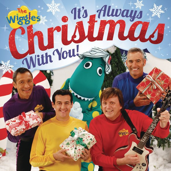 It's Always Christmas With You (album) | Wigglepedia | FANDOM ...