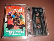 Wiggly Wiggly Christmas Cassette