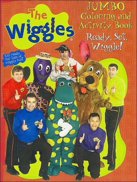 Ready set wiggle wigglepedia fandom powered by wikia Coloring book wiki