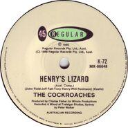 Henry'sLizard